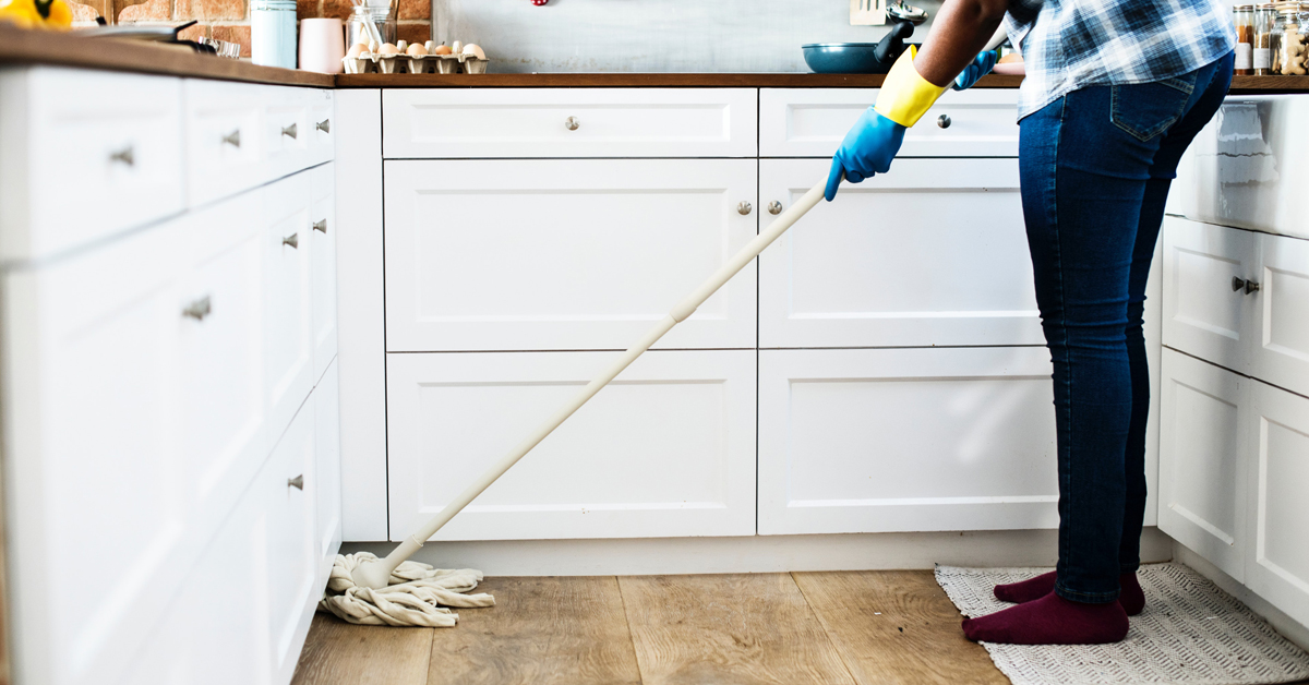 10 Most Common Cleaning Mistakes