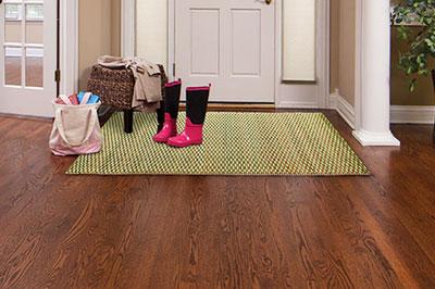 Hardwood Floor Protectors Top Welcome Mat With