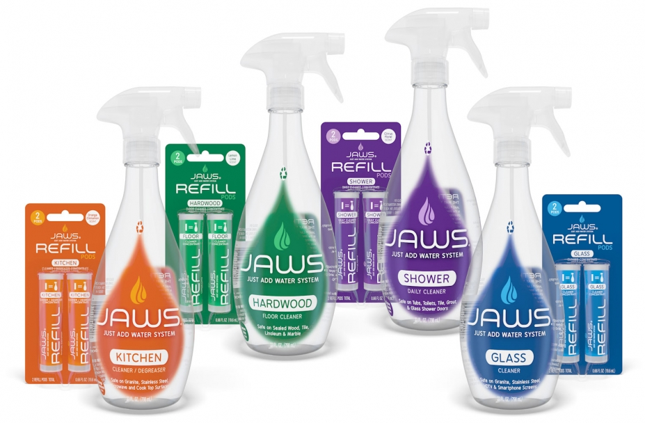 JAWS Cleaners Redefine Green Cleaning