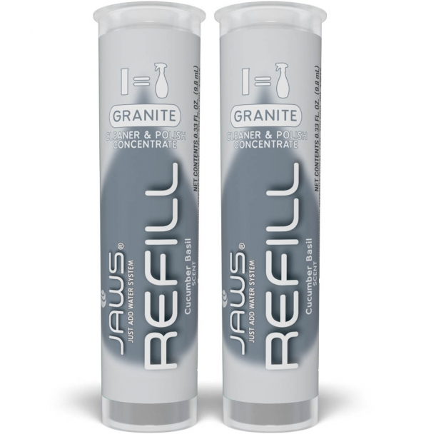 Granite Cleaner & Polish Refill Pods