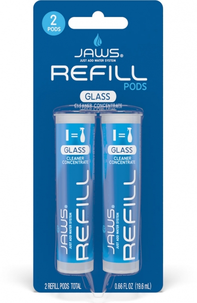 Glass Cleaner Refill Pods