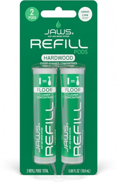 hardwood floor cleaner refill pods refill pods