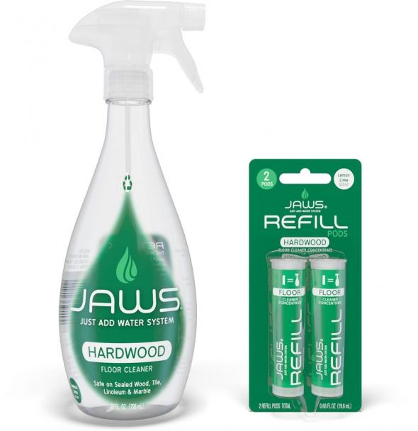 Hardwood Floor Cleaner NonToxic Floor Cleaner JAWS