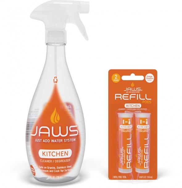 Kitchen Cleaner: JAWS Best Kitchen Degreaser