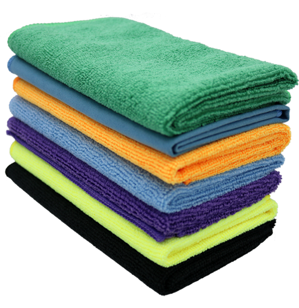 Microfiber Cloths (7-Pack)